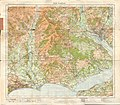 Ordnance Survey One-Inch Tourist Map of the New Forest Published 1920.jpg