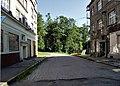 Orlová-Město, remains of the old town, B. Smetany 01.jpg