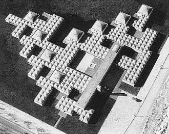 Aldo van Eyck - Municipal Orphanage in Amsterdam, 1960 (Aldo van Eyck)