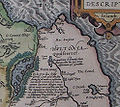 Ortelius 1592 St Patrick's Purgatory Map.jpg