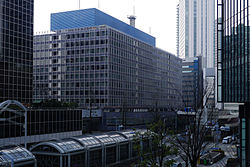 Osaka Ekimae Building No.1 Osaka Japan01-r.jpg