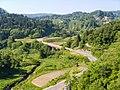 Oshimaku Shimotate, Joetsu, Niigata Prefecture 942-1104, Japan - panoramio (2).jpg