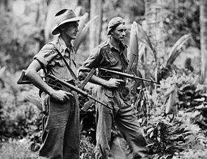 19th Battalion (Australia) - Image: Owen Gun (AWM 018320)