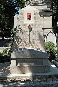 Père-Lachaise - Division 39 - Murat 01.jpg