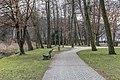 Pörtschach Hans-Pruscha-Weg Parkbäume und Schilfgürtel 13122020 0245.jpg