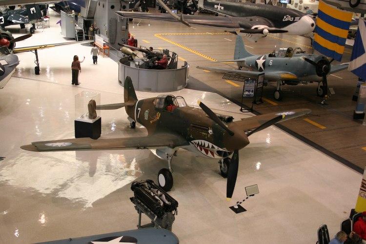 P-40 B Tomahawk NMNA