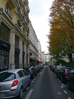 Image illustrative de l'article Rue Rameau