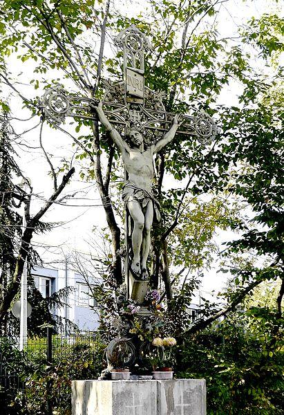 Fichier:P1060137 Paris XVIII croix de l'Evangile rwk.jpg