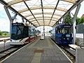 P1200159 20.06.2017 Gmunden Bahnhof Strassenbahn Wagen 129.jpg