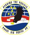 PACAF Air Postal Sq emblem.png