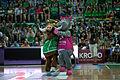 PLK maskotki Tauron Basket Ligi i Stelmet Zielona Góra.jpg