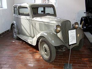 Fiat 508 - Image: PL Fiat 508 II