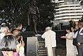 PM Narendra Modi unveils statue of Mahatma Gandhi at Brisbane, Australia (2).jpg