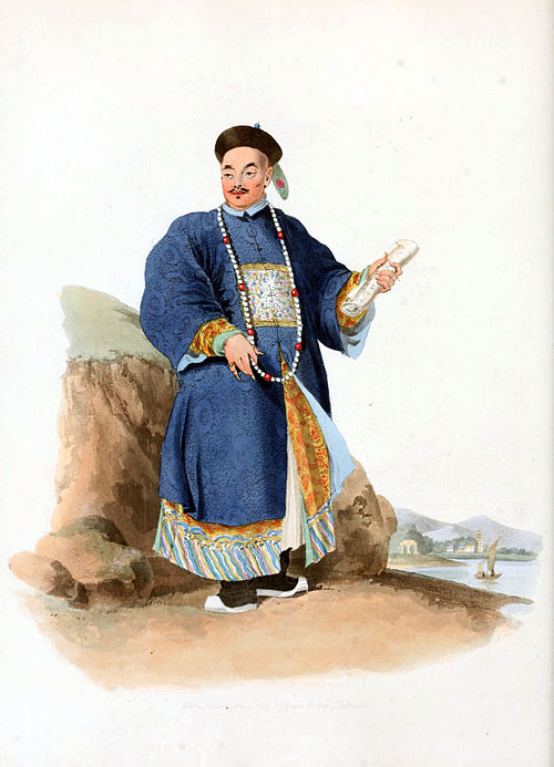 PORTRAIT OF CHOW-TA-ZHIN, in his Dress of Ceremony.jpg