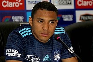 Jefferson Montero Ecuadorian association football player