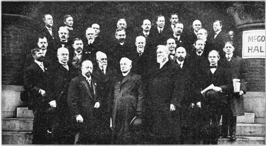 PSM V74 D208 Council members of the aaas 1908.png