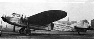 PZL.4 - Image: PZL.4 prototype