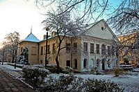 Pałac Czartoryskich w Lublinie (2008-11-22).JPG