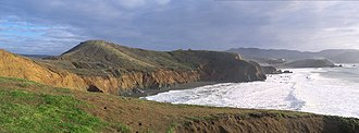 Mori Point - Image: Pacifica Pano 2