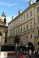 Palác Colloredo - Mansfeldský (Staré Město), Praha 1, Karlova 2, Staré Město.JPG