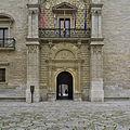Palacio de Santa Cruz (Valladolid). Portada.jpg