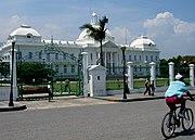 Palacio presidencial de Haiti