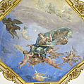 Palazzo venturi ginori, sala dell'aurora, affreschi di michele colonna 01.JPG