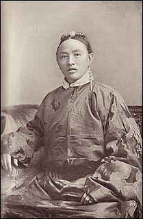 Paljor Dorje Shatra Tibetan politician