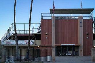 Palm Springs Stadium - Image: Palm Springs Stadium 3