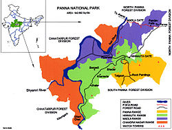 Panna National Park  Wikipedia