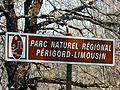 Panneau parc naturel Périgord-limousin.JPG