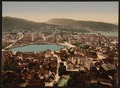 Panoramic view, I, Bergen, Norway-LCCN2001699455.tif