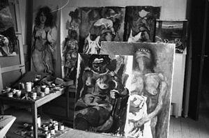 Renato Guttuso - Image: Paolo Monti Serie fotografica (Varese, 1961) BEIC 6328459