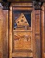 Paolo sacca, coro intarsiato di s. andre a vercelli, dal 1511, 13.jpg