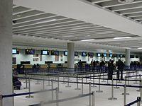 Paphos International Airport Check-in Hall.jpg