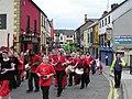 Parade through Bridge Street, Omagh - geograph.org.uk - 474789.jpg