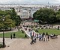 Paris, Sacré-Cœur de Montmartre, Vorplatz -- 2014 -- 1183.jpg