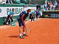 Paris-FR-75-open de tennis-25-5-16-Roland Garros-Taro Daniel-22.jpg