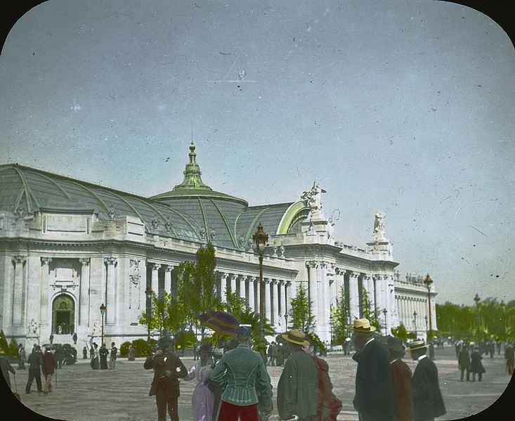 File paris exposition grand palais paris france wikimedia commons - Grand palais expo horaires ...