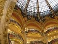 Paris Galeries Lafayette Haussmann cupola stained glass 2012 a.jpg