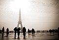 Paris Parvis des Droits de l'homme 2009-02-28.jpg