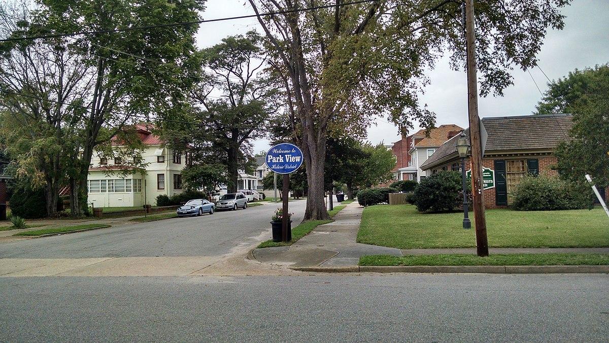 Park View Historic District