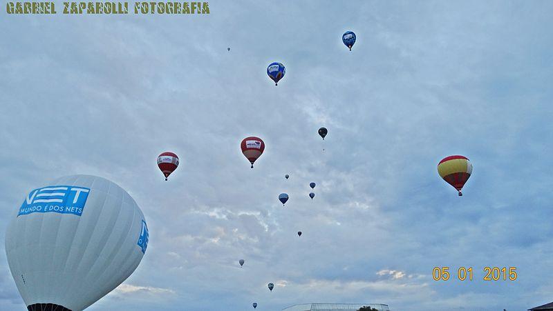 Festival de Balonismo Torres