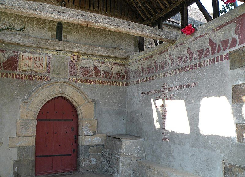 Fichier:Parthenay-de-Bretagne église Notre-Dame memorial.jpg