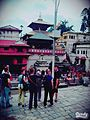 Pashupatinath Temple at the occasion of Teej.jpg