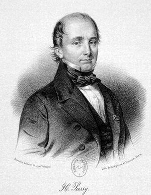 Hippolyte Passy - Passy, Hippolyte