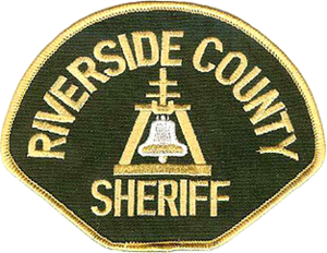 Riverside County Sheriff's Department - Image: Patch of the Riverside County Sheriff's Department