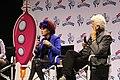 Patricia Quinn & Barry Bostwick RHPS Q&A at Galaxycon Richmond 2019 19.jpg