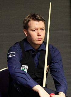 Patrick Einsle German snooker player
