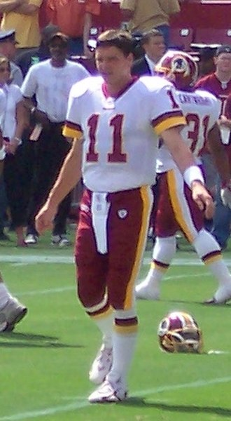 Patrick Ramsey - Ramsey in 2005 with the Washington Redskins.